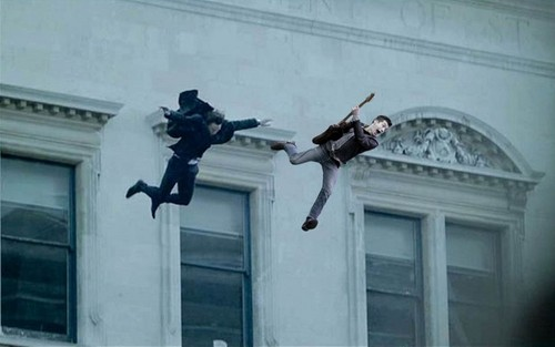 Jumping Alex!