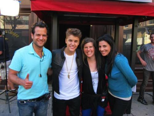 Justin Bieber & Karri Leigh