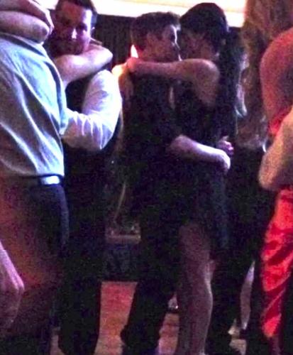 Justin & Selena 2012