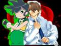 Kaiba looks at Kaoru Pregnancy - powerpuff-girls-z photo