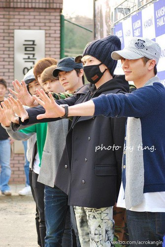 Kangin is Back!! :3