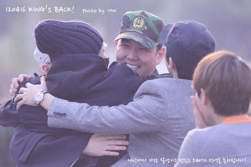Kangin is Back!! :3
