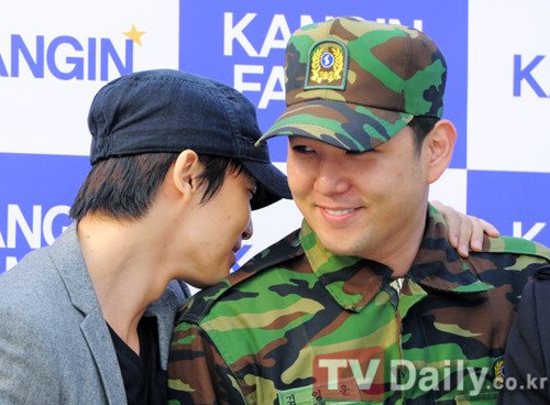 Kangin is Back !! :3