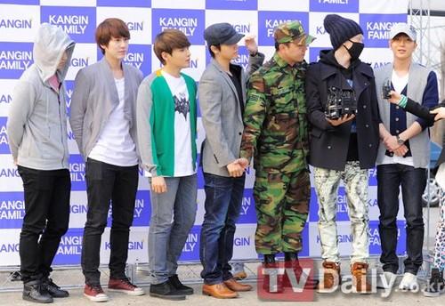Kangin is Back !! :3