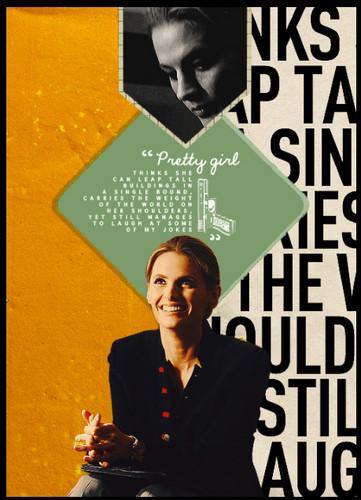 Kate Beckett - Pretty Girl
