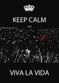 Keep calm... - coldplay fan art