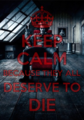 Keep calm - sweeney-todd fan art