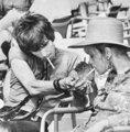 Keith Richards with Anita Pallenberg
