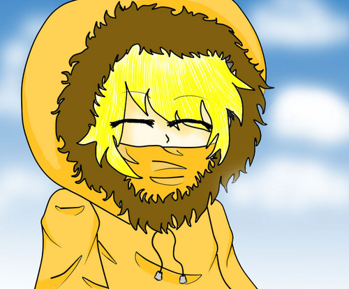 Kenny  - kenny-mccormick-south-park Fan Art