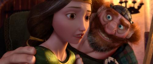 King Fergus & Queen Elinor