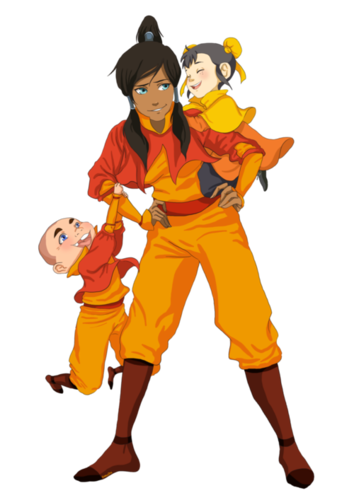 Korra - avatar-the-legend-of-korra Photo
