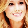 Kristen Bell photo containing a portrait and attractiveness entitled Kristen