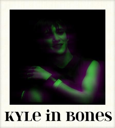 Kyle in Bones
