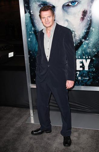 LA Premiere of 'The Grey'