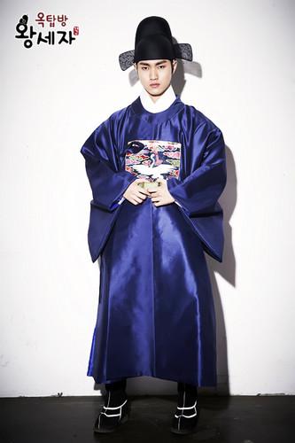 LEE MIN HO as Song Man Bo