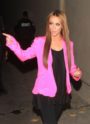 Leaving The Jimmy Kimmel Show [18 April 2012]