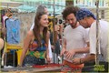 Leighton Meester: Hippie Fair with Aaron Himelstein! - leighton-meester photo