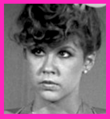The Linda Blair Pretty Corner 바탕화면 with a portrait entitled Linda Blair