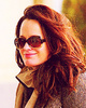 Elizabeth Reaser photo with a trench coat entitled Liz.