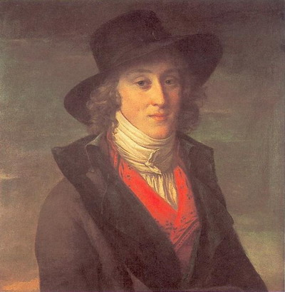 Just (25 August 1767 – 28 July 1794) - celebrities-who-died-young