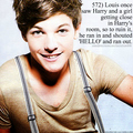 Louis Tomlinson Facts ♥