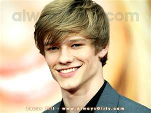 Lucas Till for Finnick