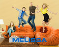 MAJ - melissa-and-joey wallpaper