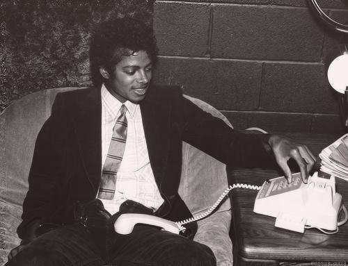 MICHAEL 你 SWEETHEART!!! <3