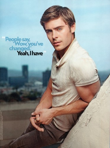 Magazine 2012 - zac-efron Photo