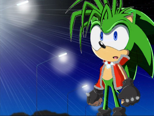Manic in Sonic X