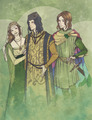 Margaery, Renly & Loras - house-baratheon fan art