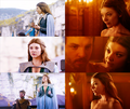 Margaery & Renly - house-baratheon fan art