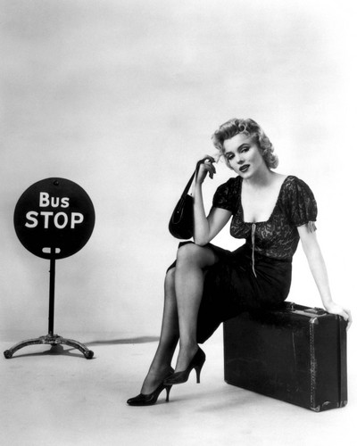 Marilyn Monroe (Bus Stop).