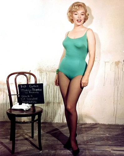 Marilyn Monroe (Let's Make Love)