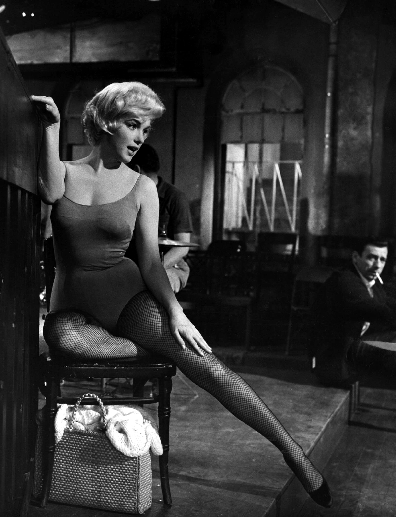 Marilyn Monroe Let's Make Love Movie