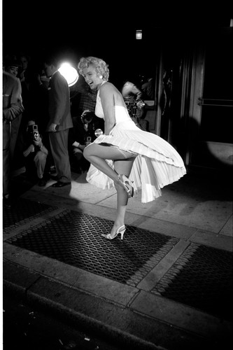 Marilyn Monroe (Seven anno Itch)