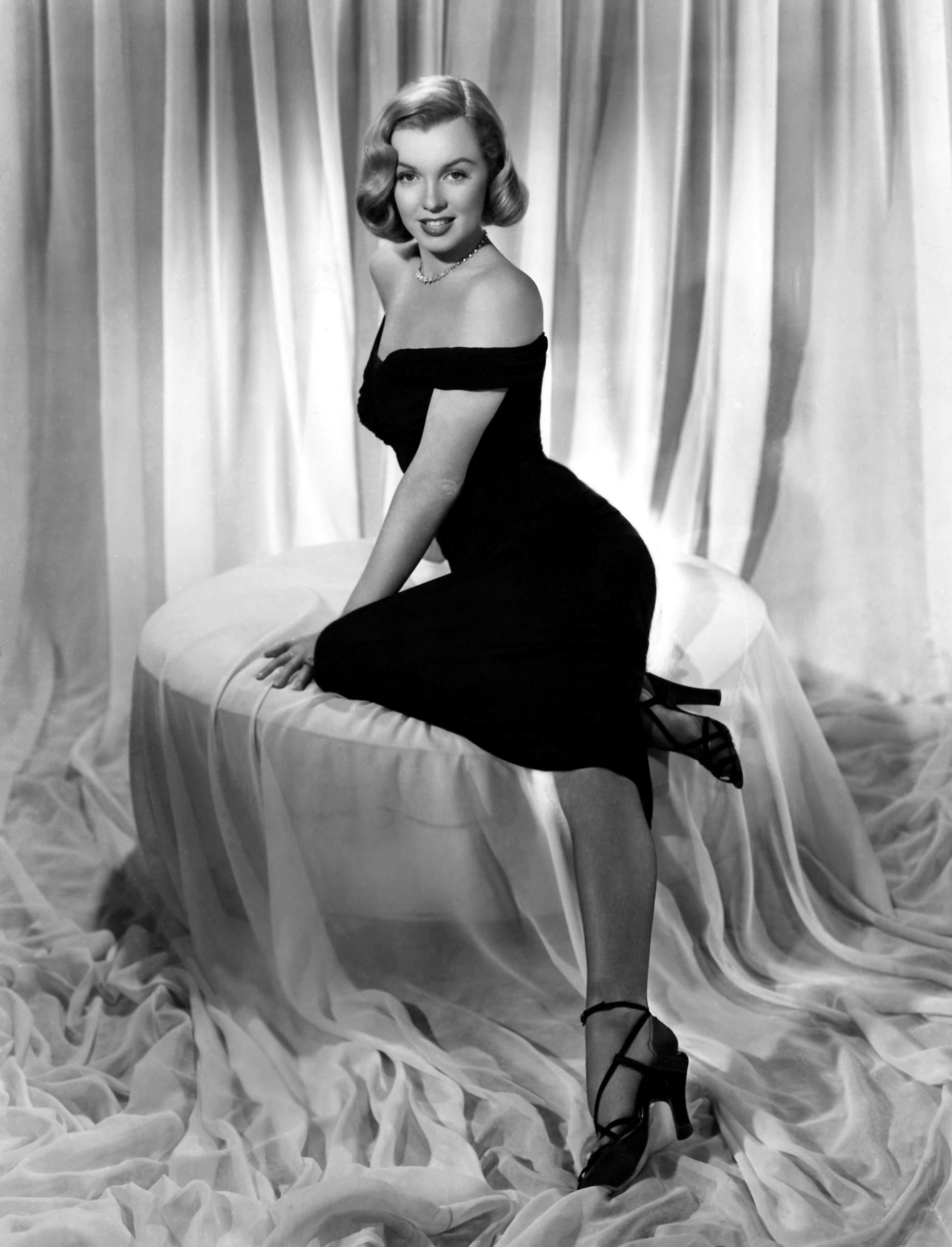 Marilyn Monroe (The Asphalt Jungle)