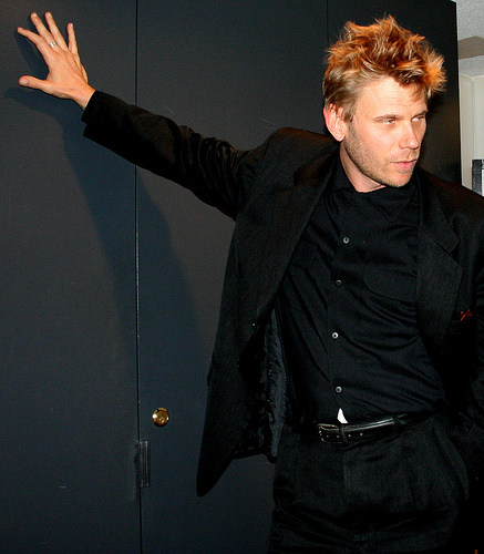 Mark Pellegrino aka Lucifer - Supernatural Photo (30514905 ...