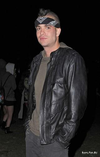 Mark at Coachella