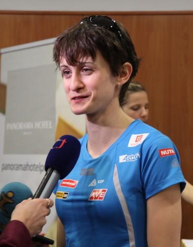Martina Sablikova 2012