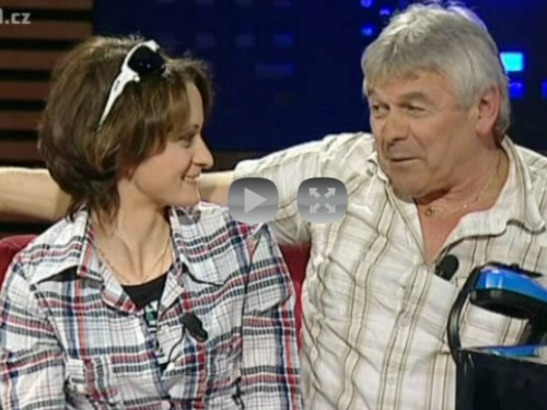 YouTube images Martina Sablikova and Petr Novak funny..2010  HD wallpaper and background photos