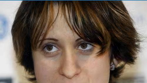 Martina Sablikova eyes