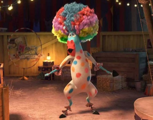 Marty Afro Circus