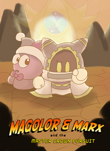 Marx and Magolor
