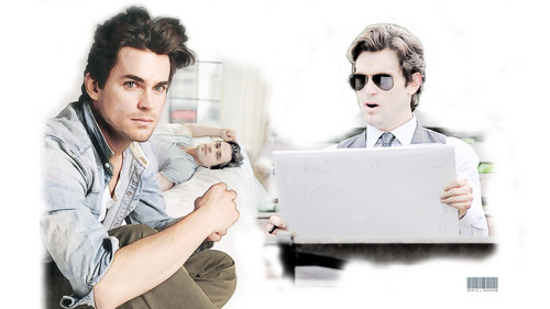 Matt Bomer wallpaper probably with a portrait entitled Matt Bomer