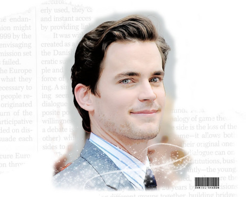 Matt Bomer wallpaper containing a portrait titled Matt Bomer