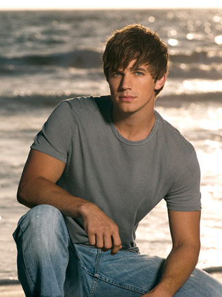 Matt Lanter possible Finnick