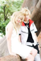 Me and my BF - roxas-and-namine photo