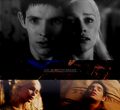 Merlin & Dany - merlin-vs-game-of-thrones fan art