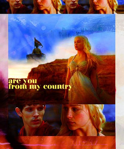 Merlin & Dany